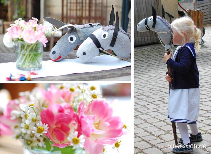 Gute Zeiten 16: Taufe gefeiert in der Eselsmühle| binenstich.de