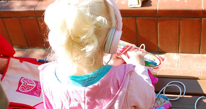 Gute Zeiten 17: Hörbuch-Hören im Sonnenschein | binenstich.de