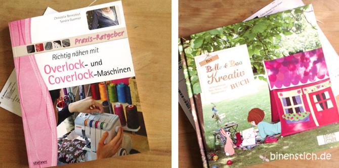 Gute Zeiten 18: Bücherlieferungen. Große Freude! | binenstich.de