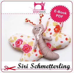 Siri Schmetterling nähen