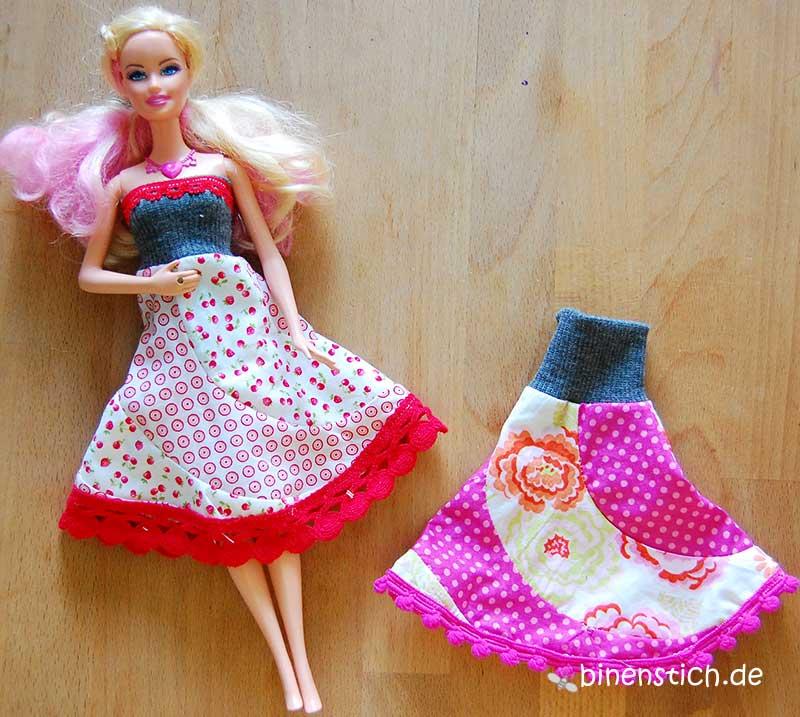 Kleidchen Fürs Püppchen Binenstich