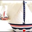 Segelboot nähen: Anleitung im Shop