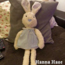 """Hanna Hase, genäht von Miri nach dem binenstich-Ebook """"Hanna & Henry Hase"""""""