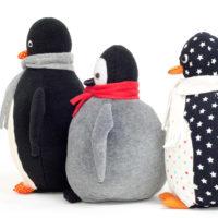 Nähanleitung Pinguin