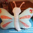 """Schmetterling, genäht von Jenny nach dem binenstich-Ebook """"Siri Schmetterling"""""""