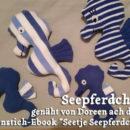 """Seepferdchen, genährt von Doreen nach dem binenstich-Ebook """"Seetje Seepferdchen"""""""